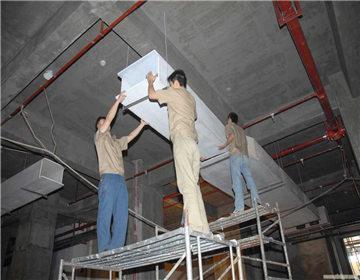 大金空调安装案例